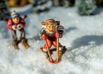 Правила хорошего лыжника или как не огрести в первый день на склоне
