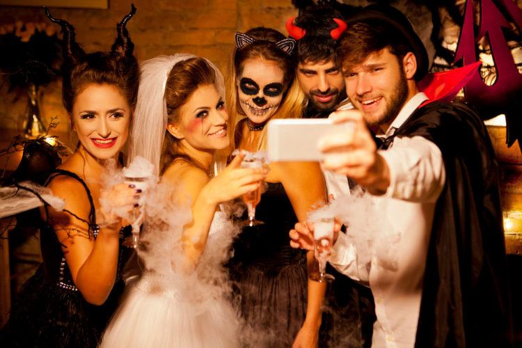 Аренда костюмов для хэллоуина онлайн