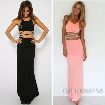 3ebbc758e7e950b АРЕНДА- Платье Топ и юбка длинная розовая. Цена - 990 р. за 3 дня ...