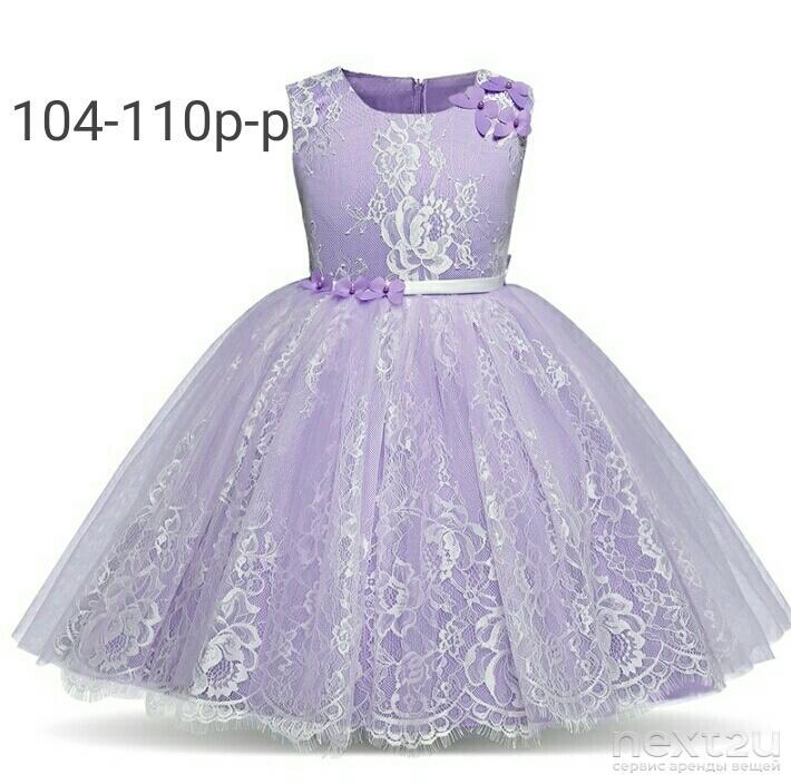 d3e2dbbe4a02460 Взять НАПРОКАТ Платье Платье для девочки на 3-4 года. Цена - 700 р. за 3  дня | Москва
