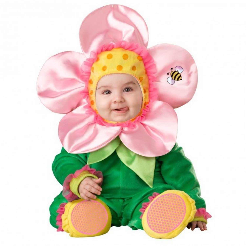 Костюм цветочка детский