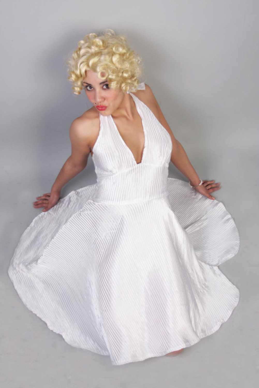 Платье как у мерлин монро