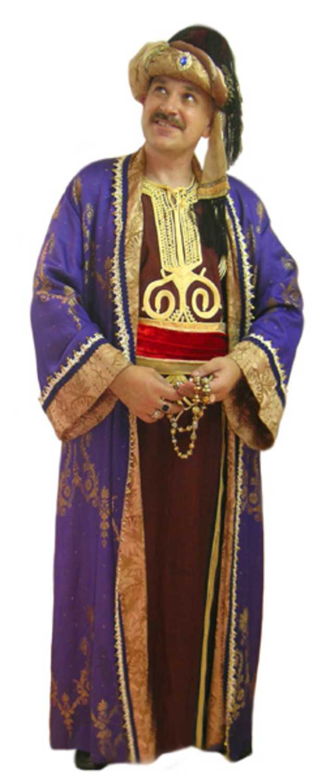 костюм визиря картинки трасса хасанскому