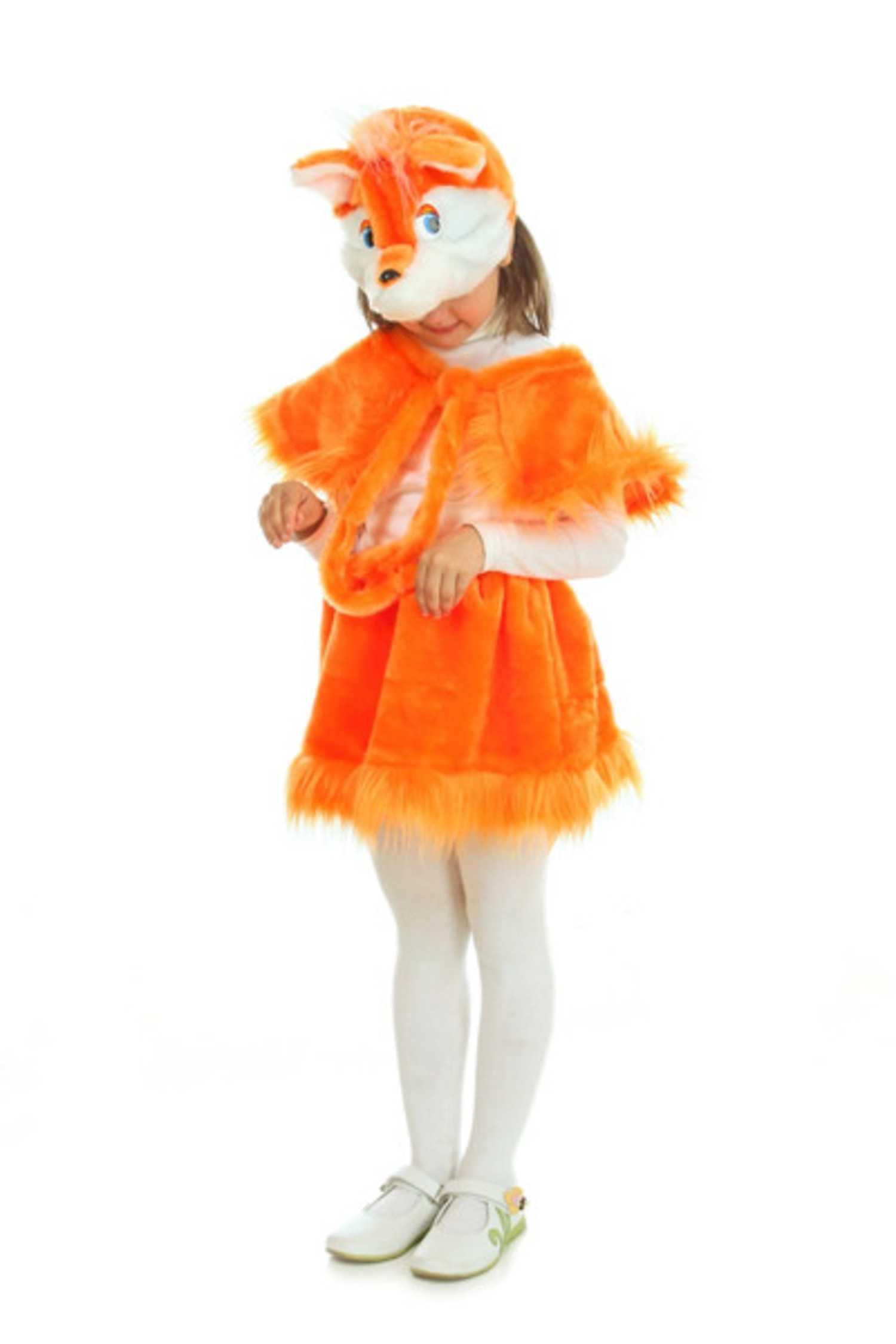 Как сделать костюм лисы