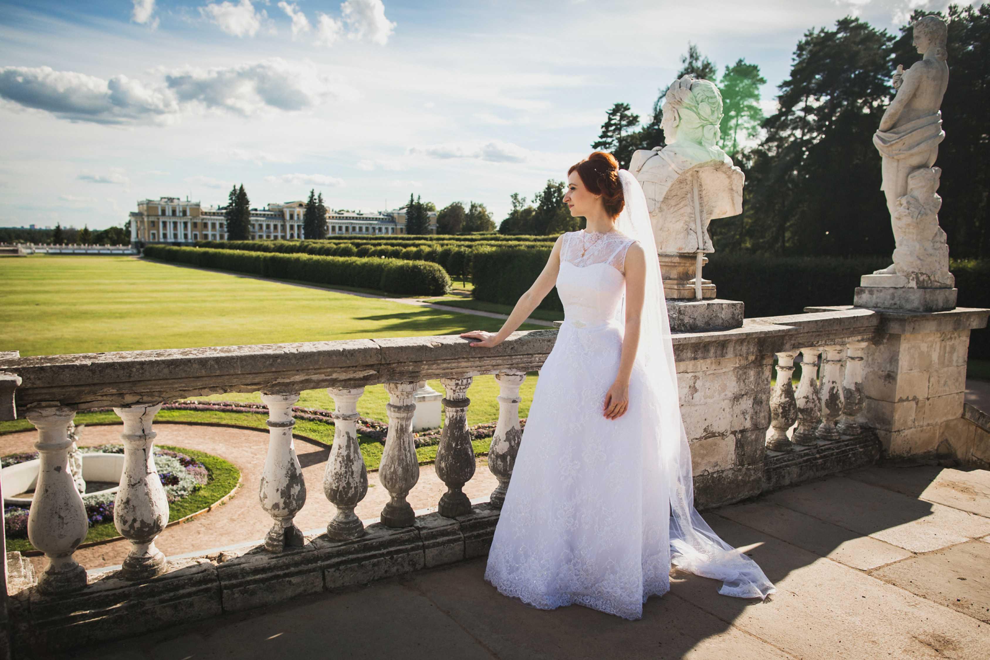 Свадебные платья в напрокат и цены