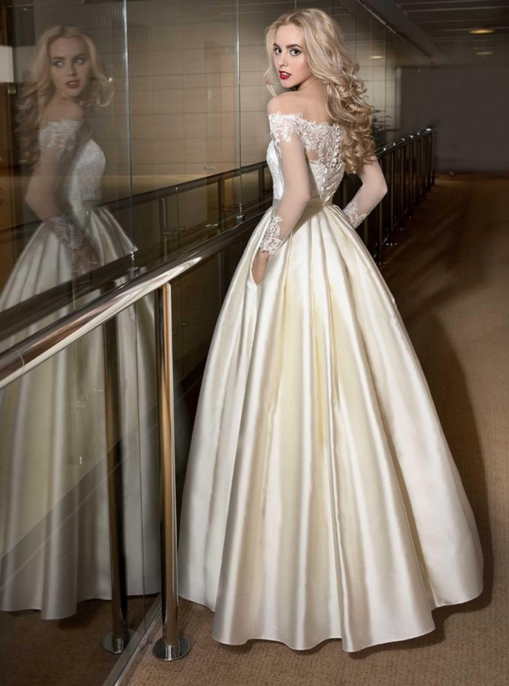 Платья свадебные владимир