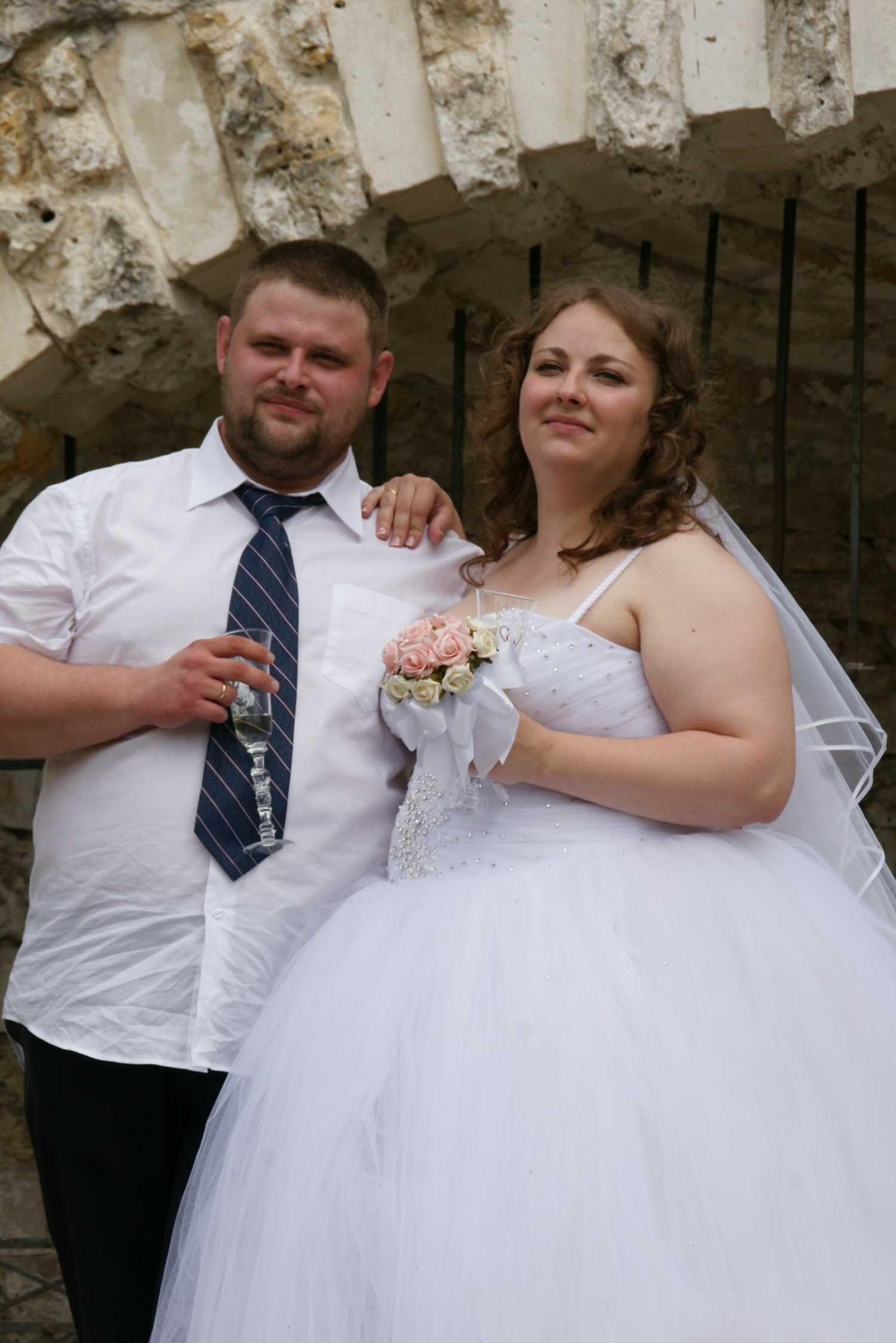 Свадебные платья 58 размера