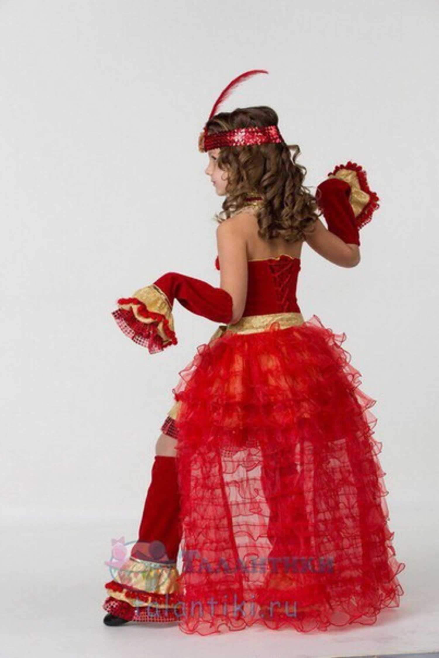 Карнавальный костюм лошадки для девочки своими руками