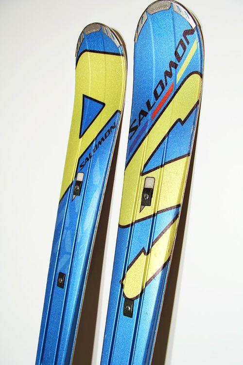 Взять в прокат Зимний инвентарь Горные лыжи Горные лыжи Salomon 3V; Москва , Москва ул.; Описание: 119-67-102