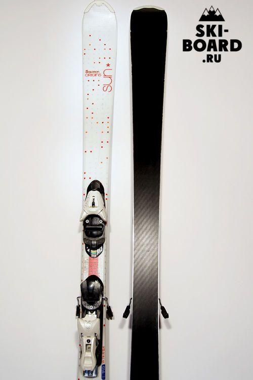 Взять в прокат Зимний инвентарь Горные лыжи Горные лыжи Salomon San Origins ; Москва , Москва ул.; Описание: