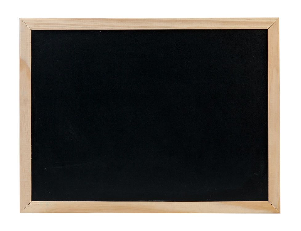 Взять в прокат Декор Другое Доска меловая; Новосибирск ,  ул.; Описание: Форма: Прямоугольник Длина: 40 см Ширина: 30 см