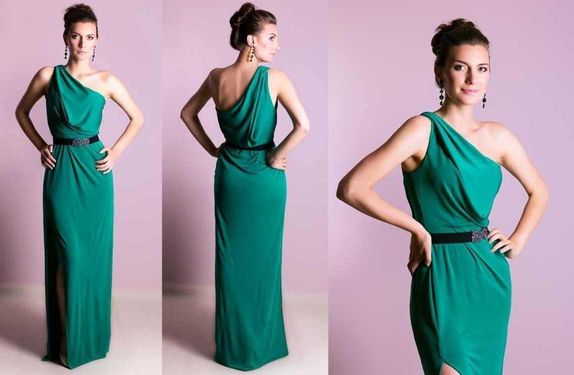 Взять в прокат Женская одежда Платья BCBG MAX AZRIA вечернее платье; Москва , улица Рождественка, 25 ул.; Описание: BCBG MAX AZRIA вечернее платье, зелёное (изумрудное)  продажа 25 000 руб