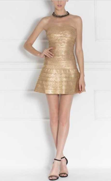 Взять в прокат Женская одежда Платья NISSA золотое; Москва , Павелецкая набережная д. 2, стр. 2, 3 этаж, LOFT VILLE ул.; Описание: Золотое платье от NISSA