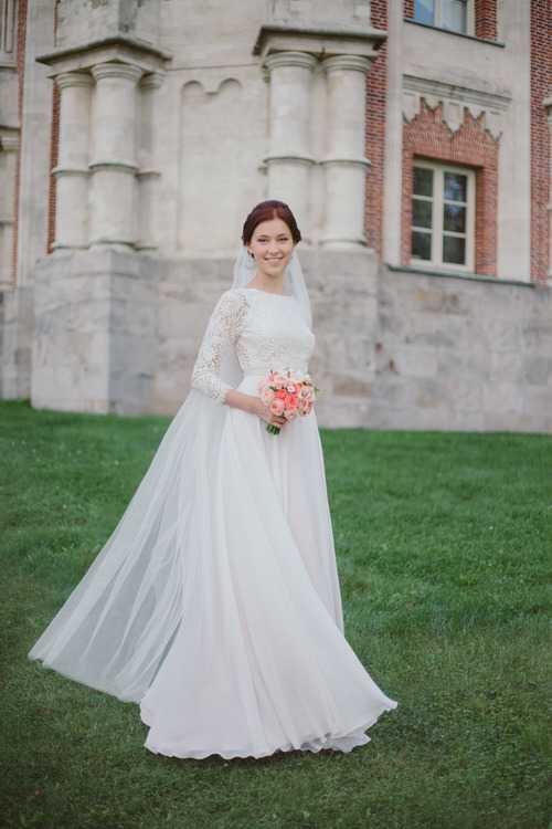 Аренда свадебного платья в москве недорого