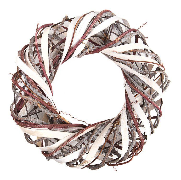 Взять в прокат Декор Другое Венок «Вена»; Новосибирск ,  ул.; Описание: Внутренний диаметр – 17см Форма: Круг Диаметр: 32 см