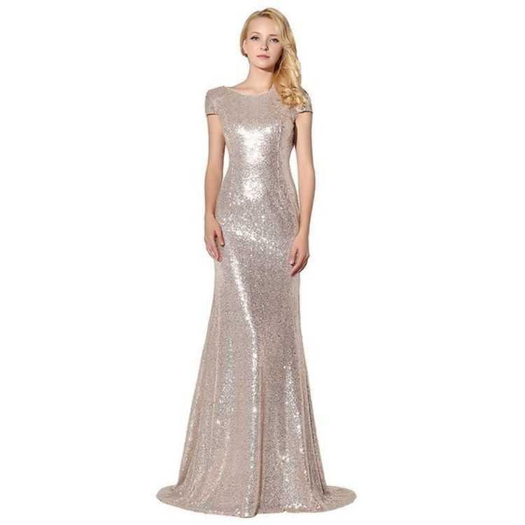 22ac447e705 Взять в прокат Женская одежда Платья Блестящее вечернее платье в пол   Москва