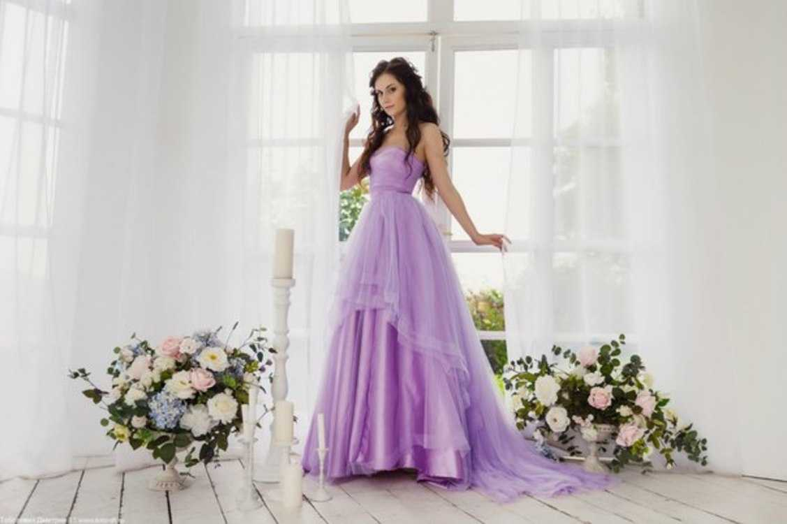 Взять в прокат Женская одежда Платья Lilac; Санкт-Петербург , улица Ольминского, 6 ул.; Описание: