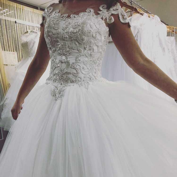 Взять в прокат Женская одежда Платья Свадебное платье ; Москва , метро Тульская, Холодильный переулок д.3 ул.; Описание: