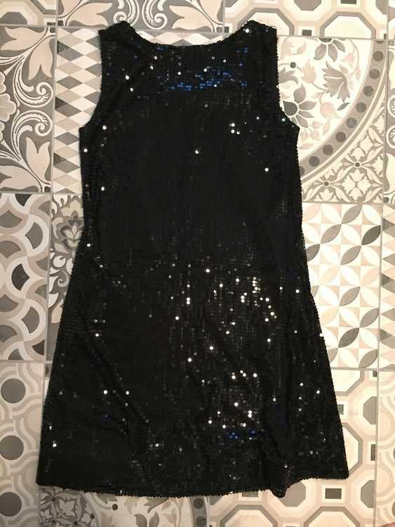 Взять в прокат Женская одежда Платья Чёрное платье в пайетках ; Балашиха , Проспект ленина 32б ул.; Описание: