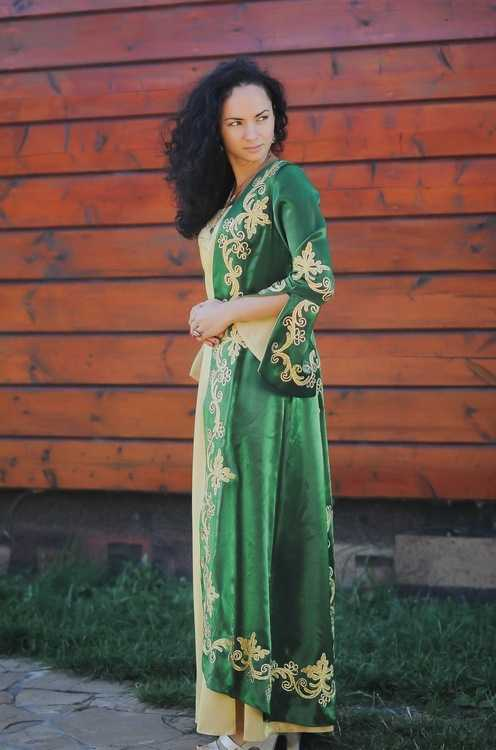 Женские платья в великолепном веке