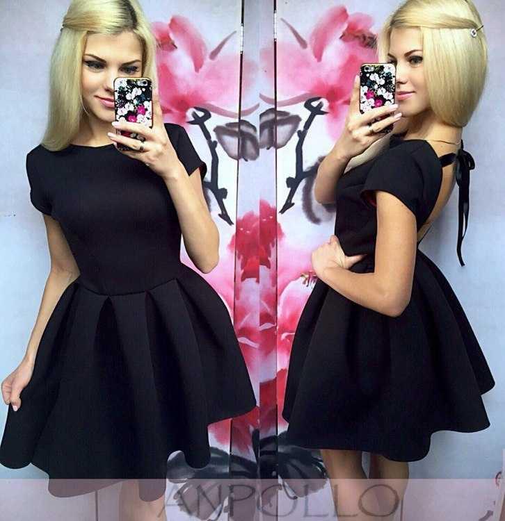 1fa22bd2d1f063e Взять в прокат Женская одежда Платья Черное пышное платье клеш; Москва ,  Люблинская улица,
