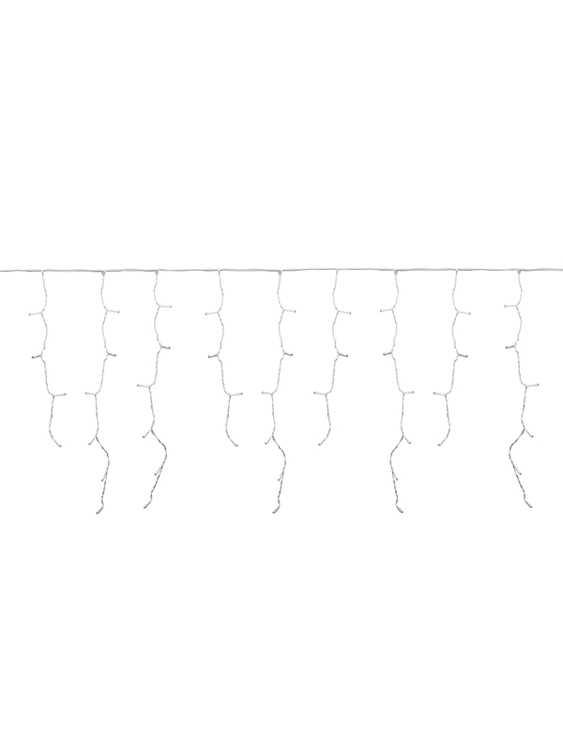 """Взять в прокат Освещение  Гирлянды Гирлянда светодиодная; Москва , Старопетровский проезд, 7Ас6 ул.; Описание: Гирлянда светодиодная """"Сосулька"""". Теплый свет, 8 режимов. Длина: 750 cм Ширина: 75 cм."""