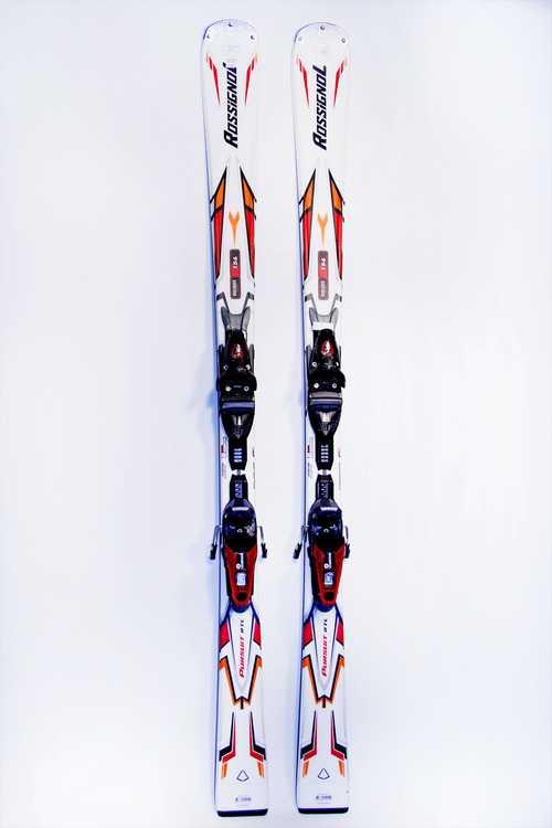 Взять в прокат Зимний инвентарь Горные лыжи Горные лыжи Rossignol; Москва , Москва ул.; Описание: