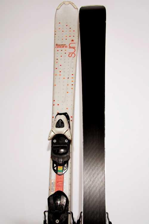 Взять в прокат Зимний инвентарь Горные лыжи Горные лыжи Salomon San Origins; Москва , Москва ул.; Описание: