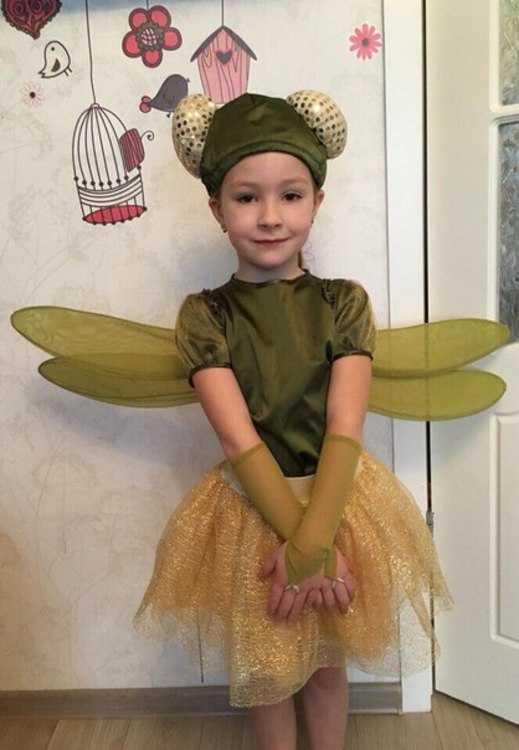 Стрекоза детский карнавальный костюм от торговой марки