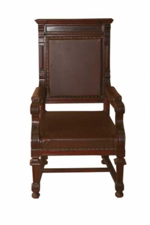 Взять в прокат Мебель Кресла Кресло-трон кожаное; Москва , улица Академика Королёва, 12 ул.; Описание:
