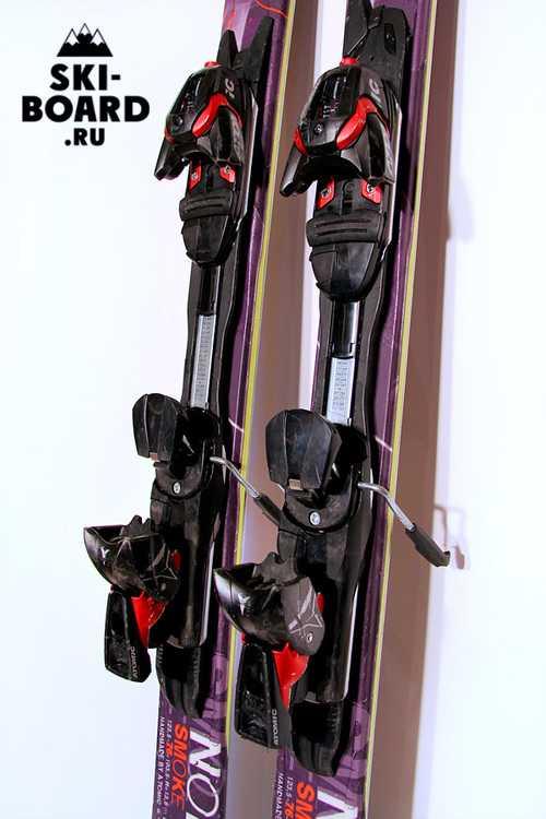 Взять в прокат Зимний инвентарь Горные лыжи Горные лыжи Atomic Nomad smoke; Москва , Москва ул.; Описание: 123,5-76-103,5