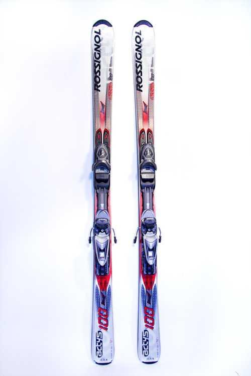 Взять в прокат Зимний инвентарь Горные лыжи Горные лыжи Rossignol Actys 100; Москва , Москва ул.; Описание: