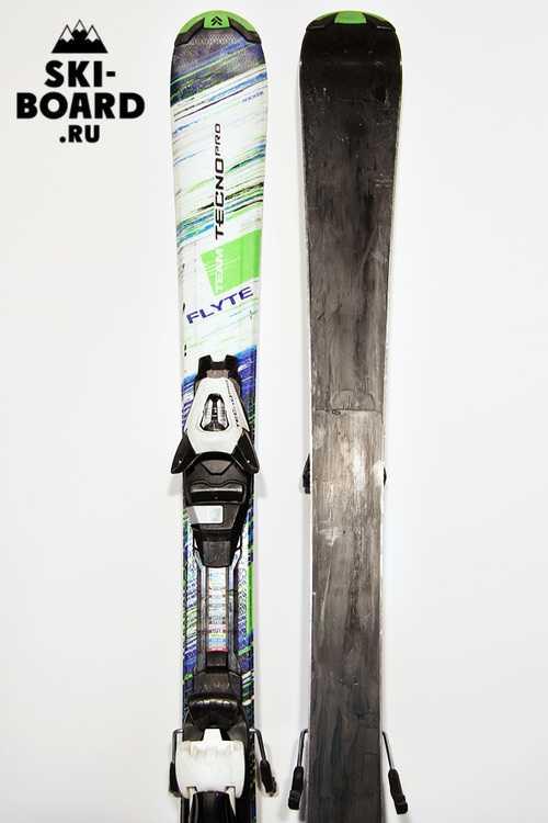 Взять в прокат Зимний инвентарь Горные лыжи Горные лыжи Tecno Pro FLYTE TEAM 11; Москва , Москва ул.; Описание: 97-66-88
