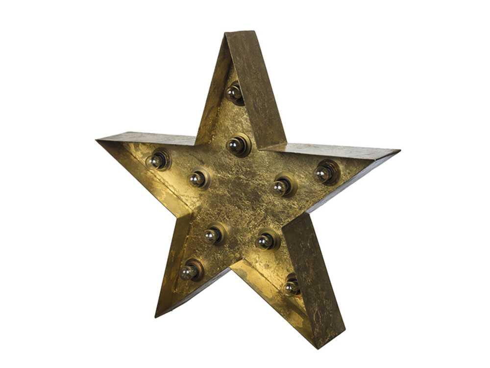 Взять в прокат Освещение  Гирлянды Ретро звезда с лампочками; Москва , Старопетровский проезд, 7Ас6 ул.; Описание: Аренда металлической ретро звезды с лампочками. Диаметр 50 см. В наличии 1 шт.