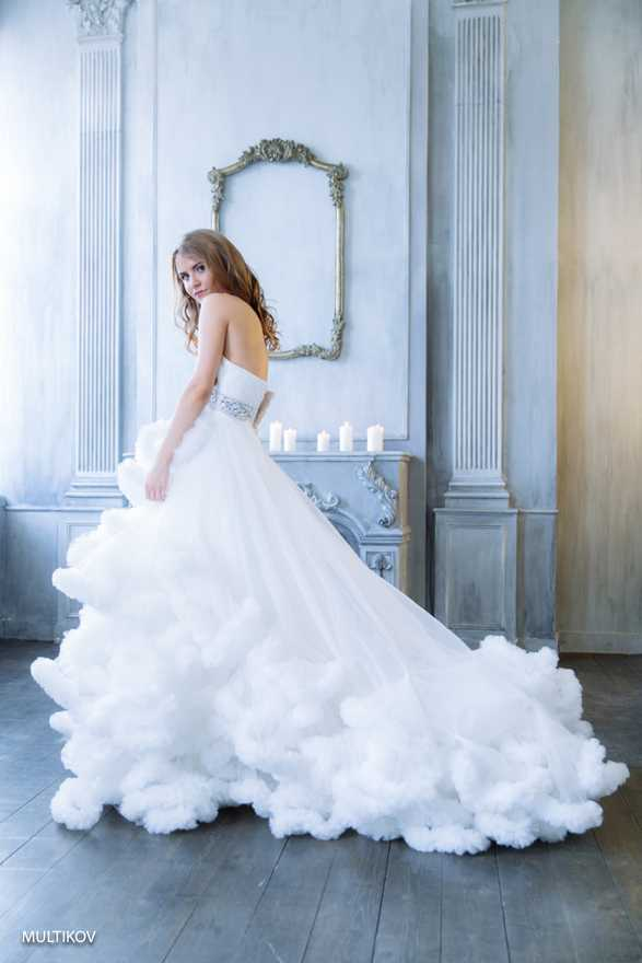 Взять на прокат свадебное для беременных