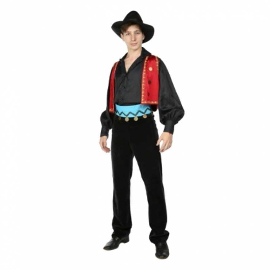 старейшая цыганский костюм мужской фото один