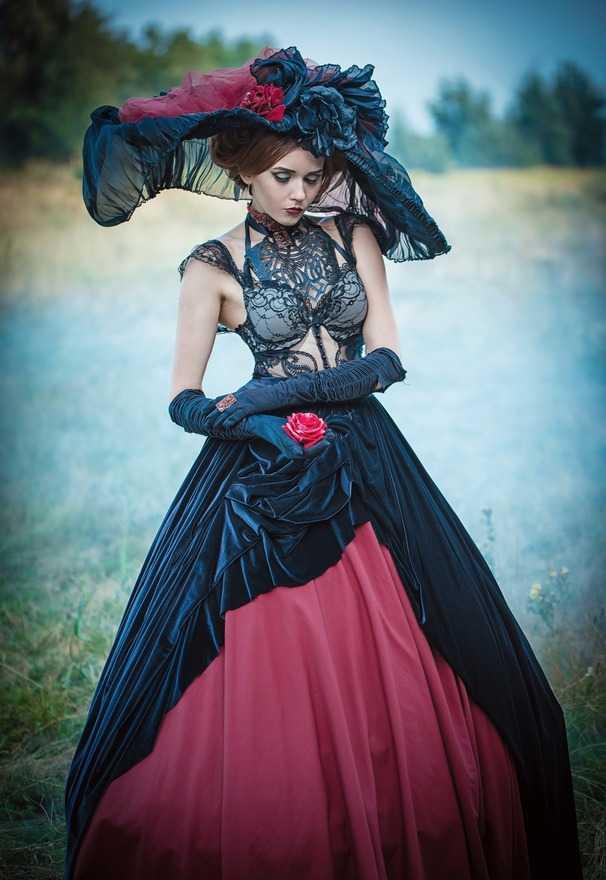 залог успеха аренда платьев и костюмов для фотосессий держит