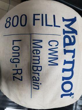 Спальные мешки Спальник Marmot CWM Membrain напрокат | Аренда и прокат – Москва