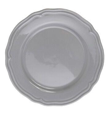 Тарелки  Набор из 2 серых тарелок напрокат   Аренда и прокат – Новосибирск