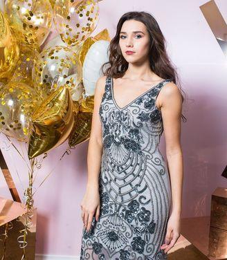 Платья Платье-чарльстон от Frock and Frill напрокат | Аренда и прокат – Санкт-Петербург