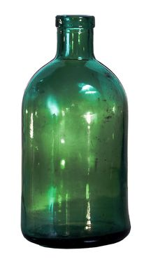 Банки и бутылки Бутыль «Аскани» зеленого цвета напрокат | Аренда и прокат – Санкт-Петербург