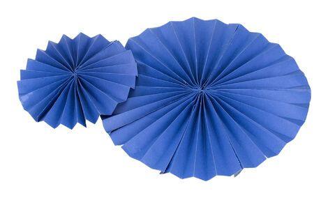 Другое Набор из 5 вееров синего цвета напрокат   Аренда и прокат – Санкт-Петербург