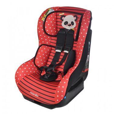 Автокресла Nania DRIVER (0-18кг)  Panda № 45  напрокат | Аренда и прокат – Новосибирск