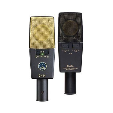Микрофоны Микрофон C 414-XL-II напрокат | Аренда и прокат – Москва