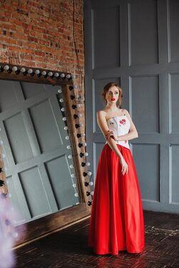 "Платья Платье ""Антуриум"" напрокат | Аренда и прокат – Санкт-Петербург"