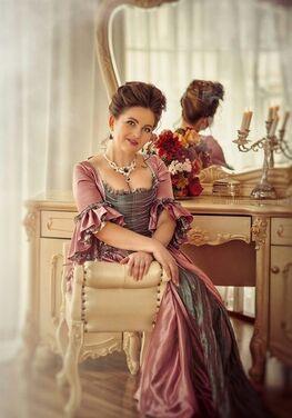 Платья Розовый атлас напрокат | Аренда и прокат – Санкт-Петербург