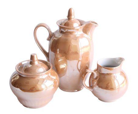 Другое  Набор чайный из 9 предметов напрокат | Аренда и прокат – Новосибирск