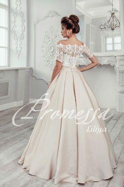Платья Свадебное платье Liliya напрокат | Аренда и прокат – Санкт-Петербург