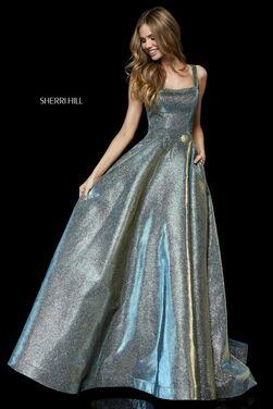 Платья Вечернее пышное платье Sherri Hill напрокат | Аренда и прокат – Санкт-Петербург
