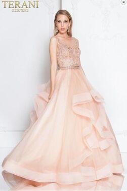Платья Платье Terani Couture 1811P5781 061 напрокат | Аренда и прокат – Москва